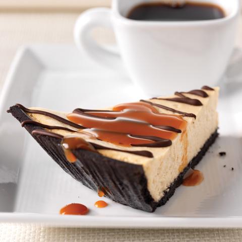 Coffee Cheesecake Pie Recipe