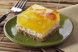 Tropical Layered Dessert Recipe