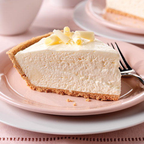 Fluffy White Chocolate Cheesecake Recipe