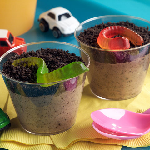 Dirt Cups Recipe