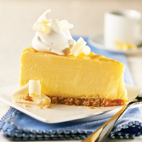 Lemon Pudding Cheesecake Recipe