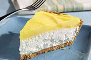 Layered Pineapple-Lemon Cheesecake Pie Recipe