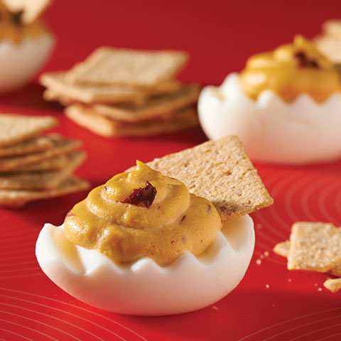 Chipotle Deviled Eggs Recipe