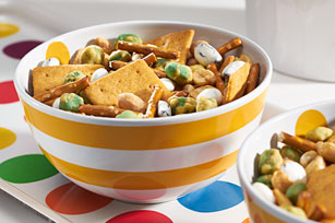 Chili Cheese Snack Mix Recipe