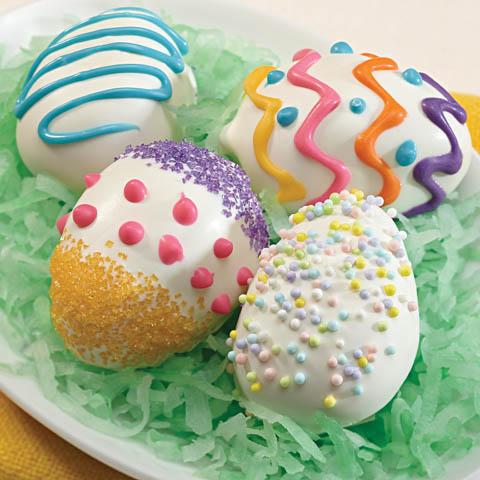 OREO Egg Cookie Balls Recipe