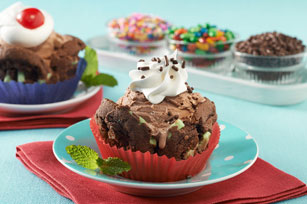 Chewy CHIPS AHOY! Cookie Cup Sundae Recipe