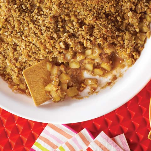 Apple Crisp Dipper Recipe