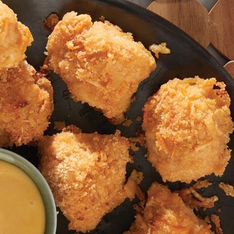 RITZ-Honey Mustard Chicken Bites Recipe