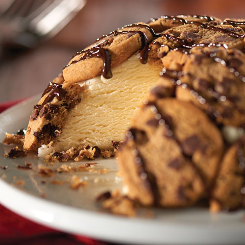 CHIPS AHOY! Ice Cream Bombe Recipe