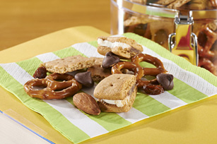 Grahams Trail Mix Recipe