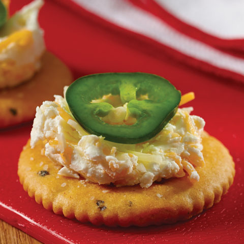 Jalapeño Popper Topper Recipe