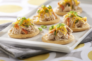 Classic Tuna-Melt Topper Recipe