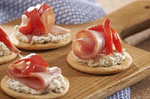Garlic 'n Herb Cheese Bites Recipe