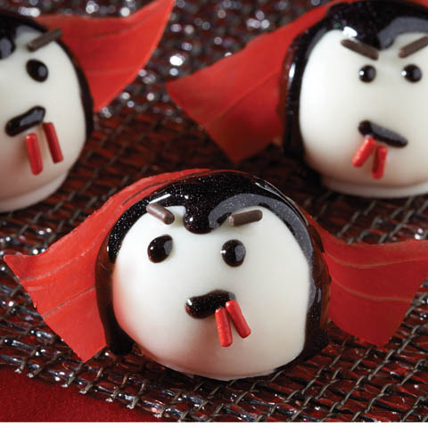 OREO Vampire Cookie Balls Recipe