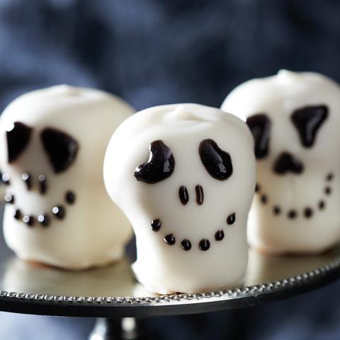 OREO Skull Cookie Balls Recipe