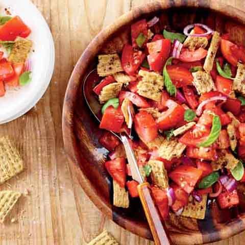 """Panzanella"" Salad Recipe"