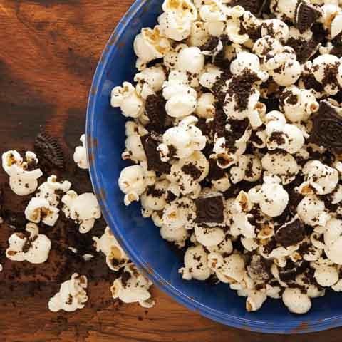 OREO Popcorn Recipe