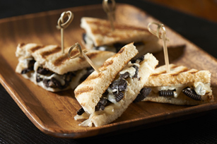OREO Grilled Cheese Appetizer Recipe
