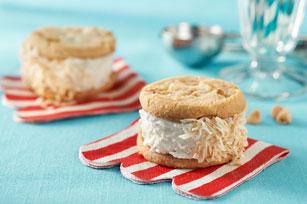 Sandwiches Dulce de leche aux biscuits CHIPS AHOY! recette