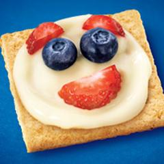 Fruit Smiley Faces Recipe