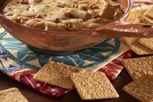 Chorizo-Refried Bean Dip Recipe