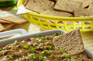 Hot Dog-Baked Bean Dip Recipe