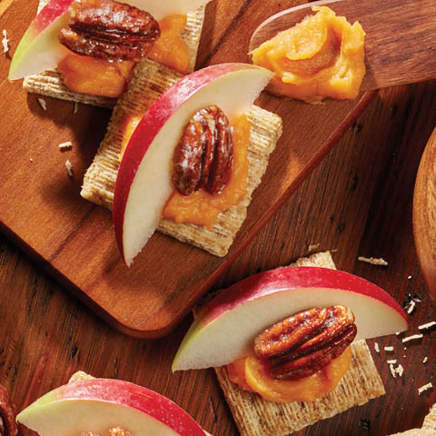 Apple and Sweet Potato Mash Topper Recipe