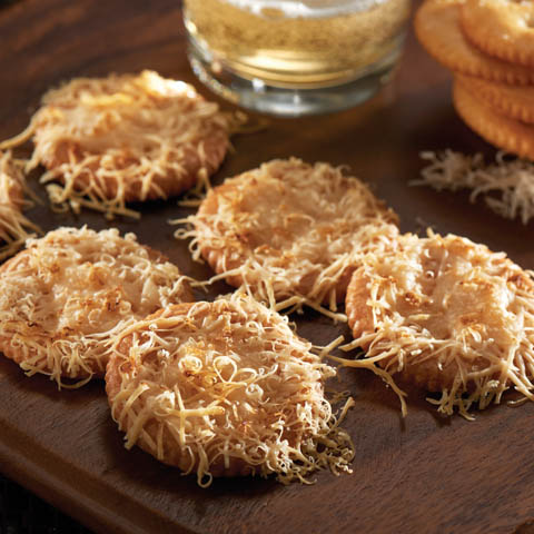 RITZ Parmesan Crisps Recipe
