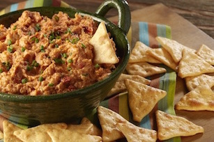 Sun-Dried Tomato-White Bean Dip Recipe