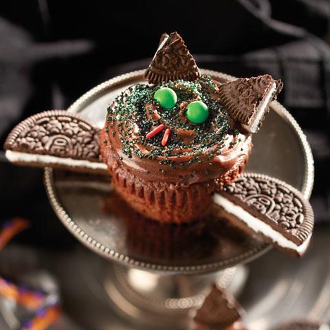 OREO Bat Cupcakes Recipe