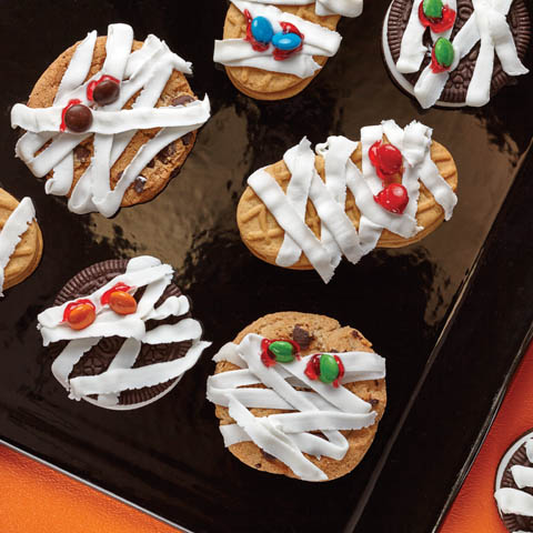 Cookie Mummies Recipe
