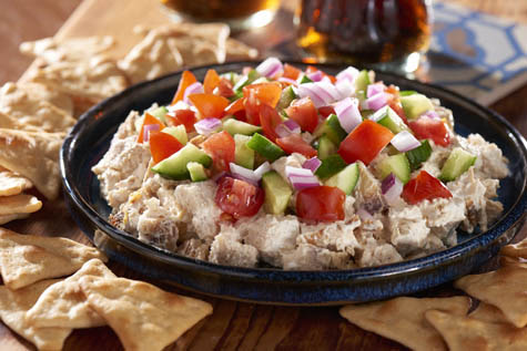 Chicken Shawarma Dip Recipe