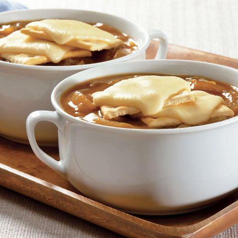 PREMIUM au Gratin Onion Soup Recipe
