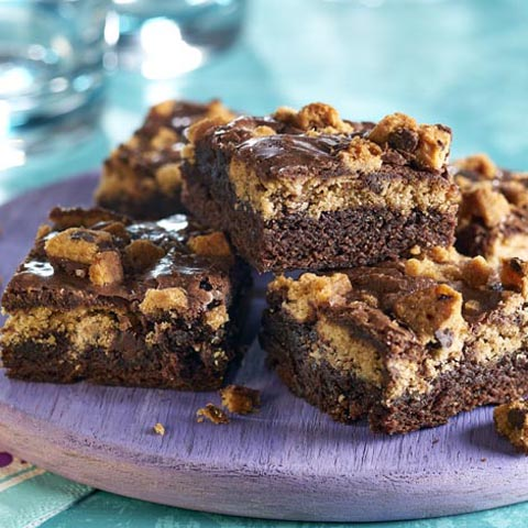 CHIPS AHOY! Cinnamon Brownies Recipe