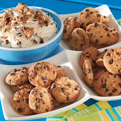Chocolate Chip Cookie Dip Recipe