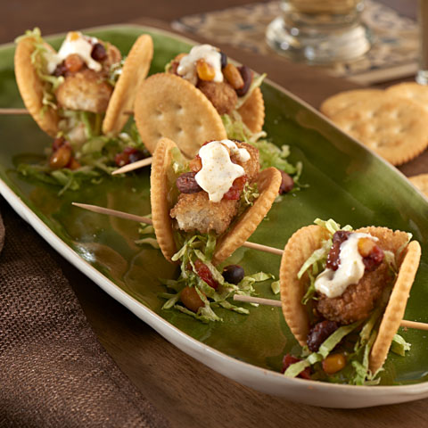 "RITZ Fish ""Tacos"" Recipe"