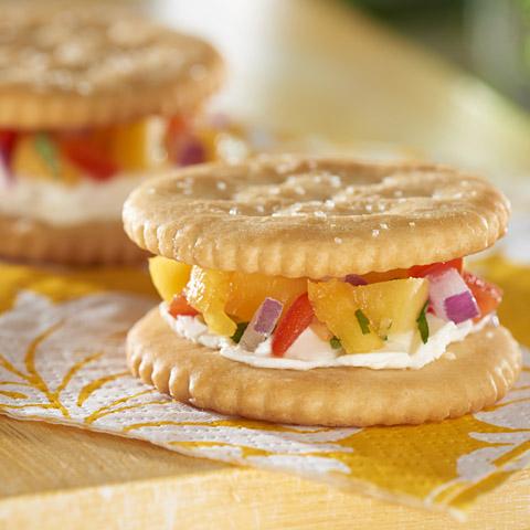 Mango Salsa RITZwich Recipe
