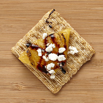 Pineapple-Feta Bites Recipe
