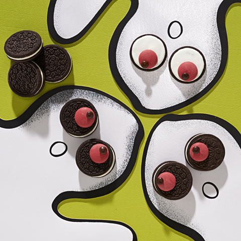 Spooky OREO Eyes Recipe