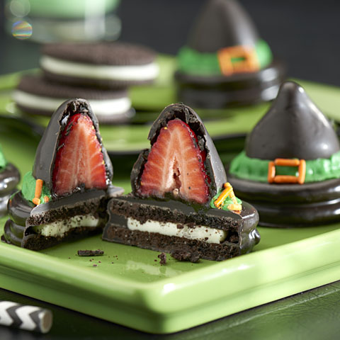 OREO Witches' Hats Recipe