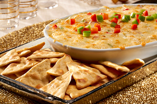 Spicy Crab Rangoon Dip Recipe