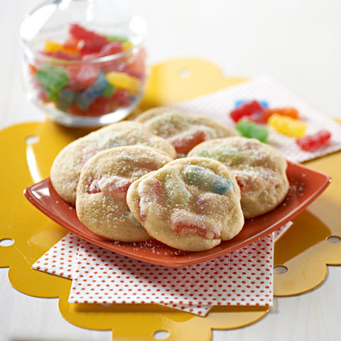 SOUR PATCH KIDS Sugar Cookies Recipe