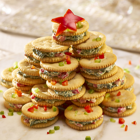 RITZwich Holiday Tree Recipe