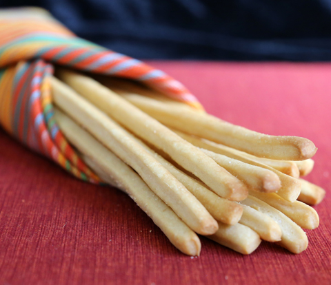 Breadsticks made with RITZ Crackers Recipe