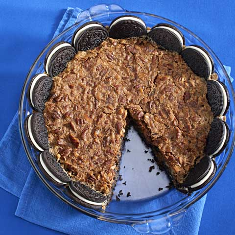 Easy OREO Pecan Pie Recipe