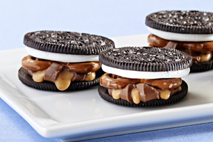 Sweet & Salty Caramel OREO Recipe