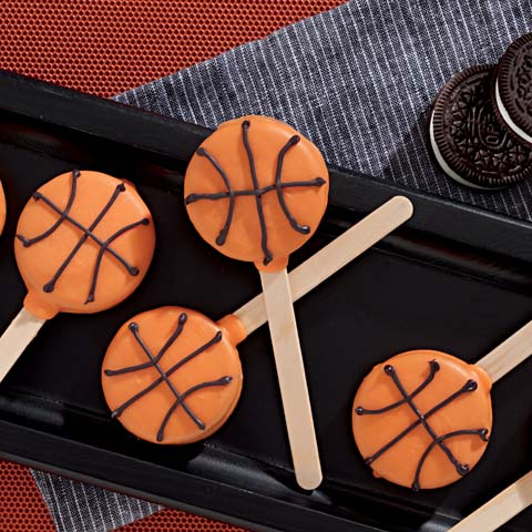OREO Basketball Pops Recipe