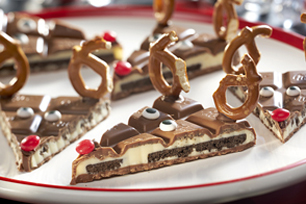 MILKA OREO Big Crunch Bar Reindeer Recipe