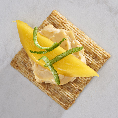 Jack Cheese and Mango Bites Recipe