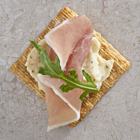 Prosciutto & Herb Cheese Bites Recipe